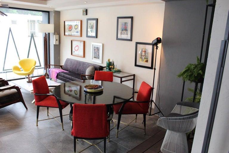 Arturo Pani Dining Set For Sale 2
