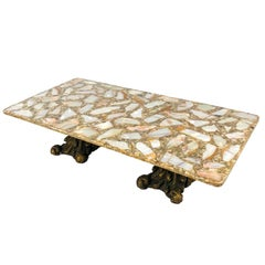 Arturo Pani Hollywood Regency Coffee Table
