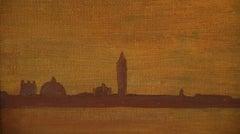 Venice Night Landscape