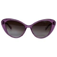 Aru Eyewear pink sunglasses