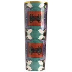 Åsa Lindström, Scandinavian Modern Porcelain vase for Rörstrand, 2000
