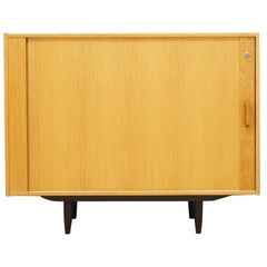 Ash Cabinet Vintage 1960s Danish Design