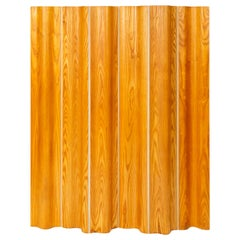 Ash Folding Screen by Ray and Charles Eames for Herman Miller
