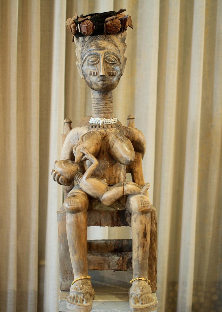 Ashanti Ghana African Art Sculpture