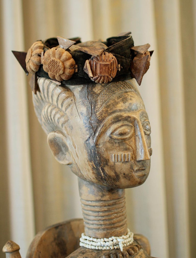 Ashanti Ghana African Art Sculpture For Sale 2