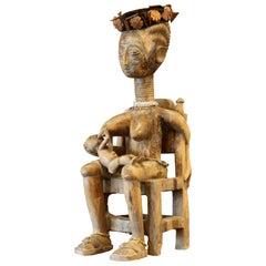 Ashanti Ghana African Art Sculpture