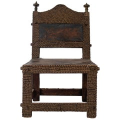 Ashanti Throne