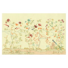 Ashford Garden Chinoiserie Wallpaper