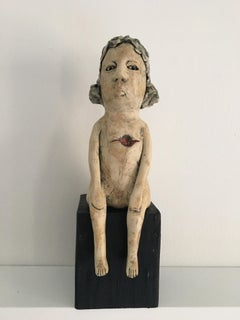Ceramic woman: 'She thought she knew what she was getting into, she didn't'