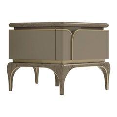 Ashwood Bedside Table
