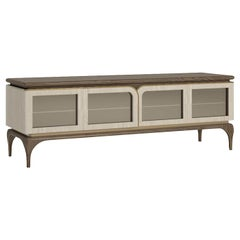 Ashwood Media Cabinet