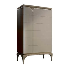 Ashwood Tall Dresser