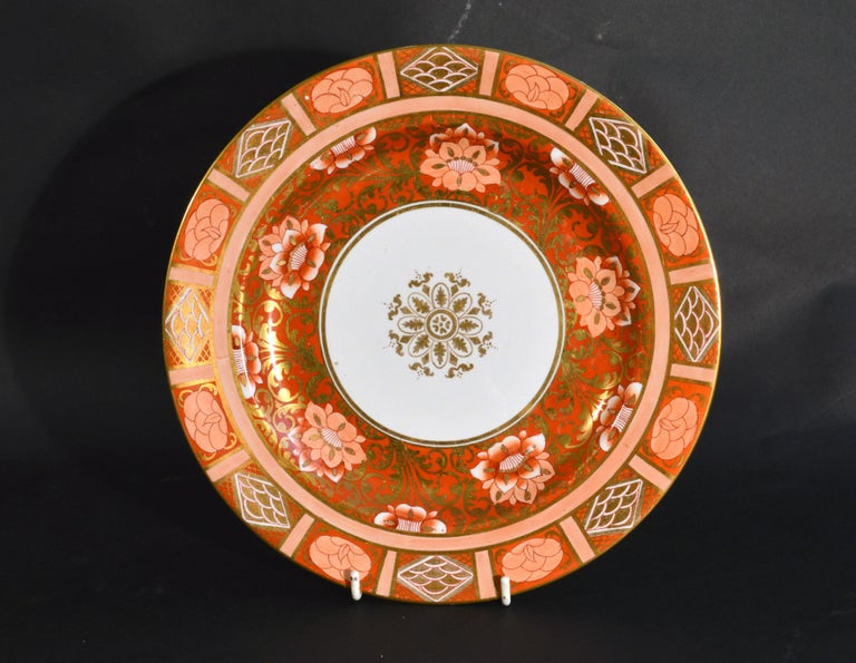 Ashworth Brothers Ironstone Dinner Service, circa 1893, Forty-Five Pieces, For Sale 6
