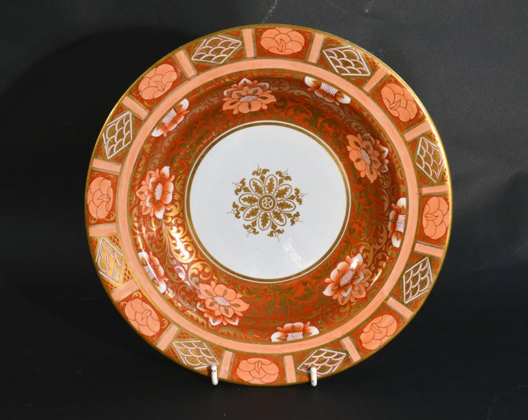 Ashworth Brothers Ironstone Dinner Service, circa 1893, Forty-Five Pieces, For Sale 7