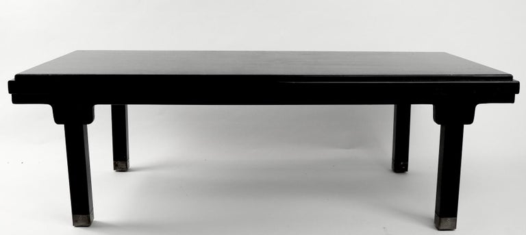 American Asia Modern Coffee Table Attributed to Baker For Sale