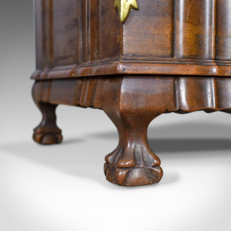 Asian Hardwood Trunk, Bronzed-Mounted Chest, Coffer, Late 20th Century For Sale 6