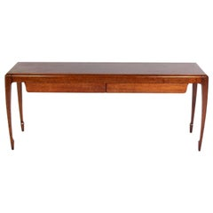 Asian Inspired Console or Sofa Table by Brown Saltman