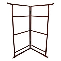 Asian Kimono Display Stand Rack
