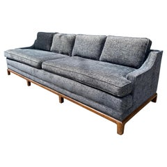 Asian Modernist Sofa Attributed to T. H. Robsjohn-Gibbings for Widdicomb