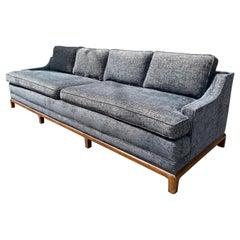 Asian Modernist Sofa Attributed to T. H. Robsjohn-Gibbings for Widdicomb