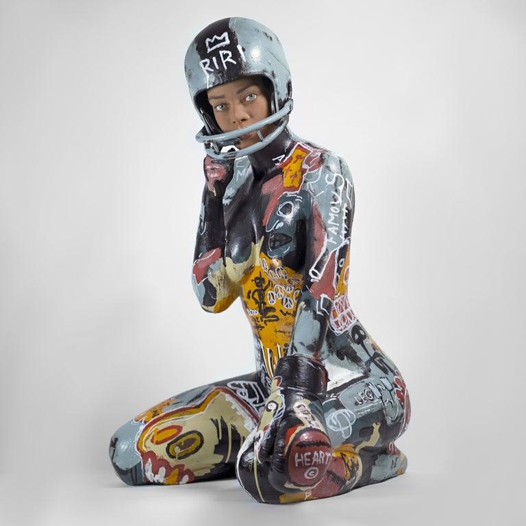 ASPENCROW Nude Sculpture - RIRI