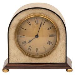Asprey Art Deco Clock by Buren, c.1920