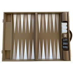 Asprey Hanover Backgammon Set