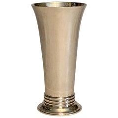 Asprey Silver Vase