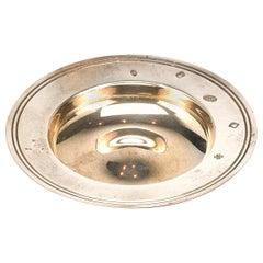 Asprey Sterling Silver Dish