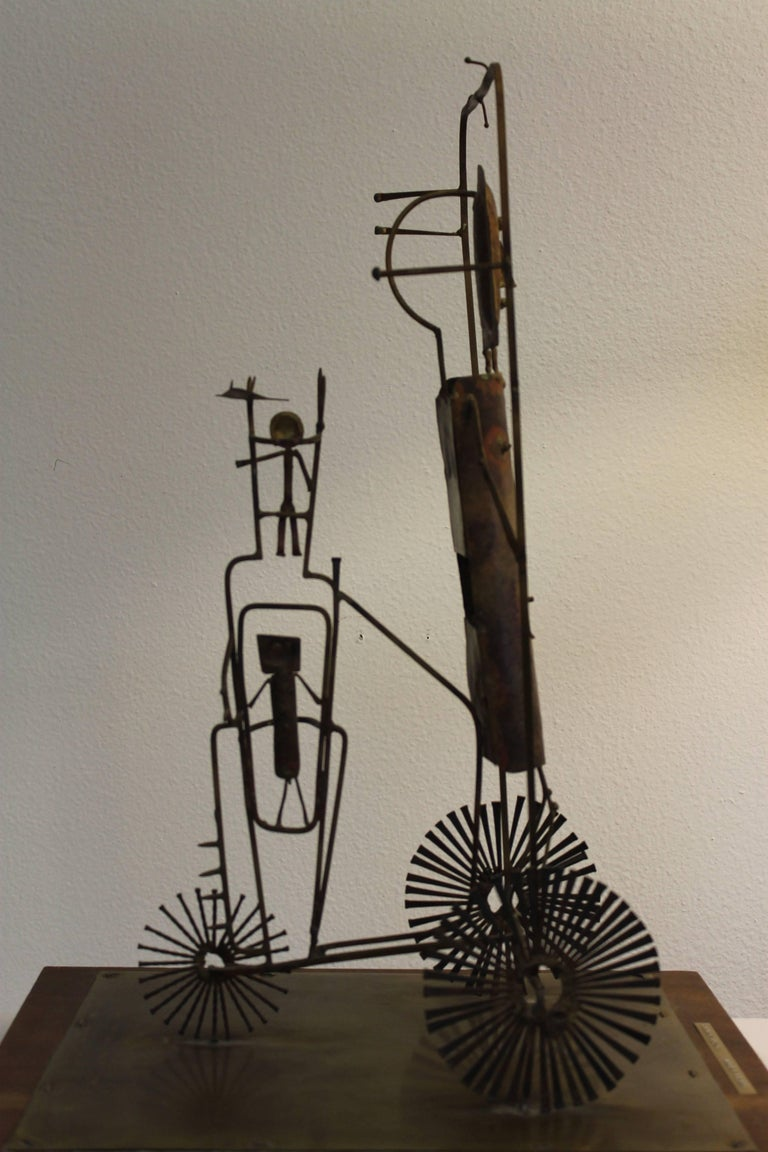 Assemblage by Carter Gibson In Good Condition For Sale In Palm Springs, CA