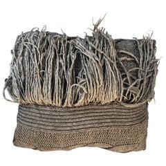 """Asti"" Handwoven Merino Wool Pillow by Le Lampade"
