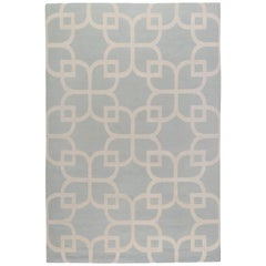 Astor Hand-Knotted Area Rug in Wool by the Rug Company