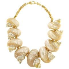 Astraea Necklace, 18 Karat Gold-Plated LAST ONE