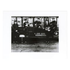The Beatles in Hamburg, 1960, 20th Century, Celebrity Photography, Portrait