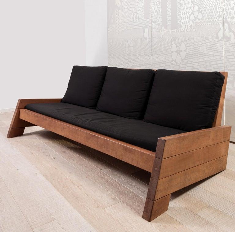 Modern Asturias Sofa by Carlos Motta, 2001 For Sale