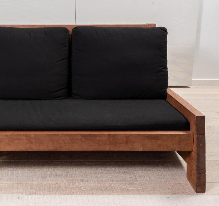 Fabric Asturias Sofa by Carlos Motta, 2001 For Sale