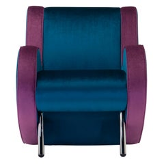 Ata Armchair by Simone Micheli