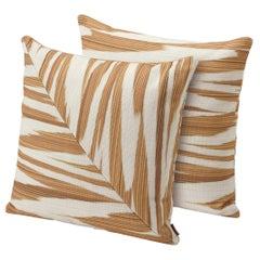 Atacama Indoor & Outdoor Reversible Patchwork Cushion