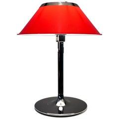 """Atalje Lycktan Lamp """"Mars"""" Designed by Per Sundstedt, 1972"""