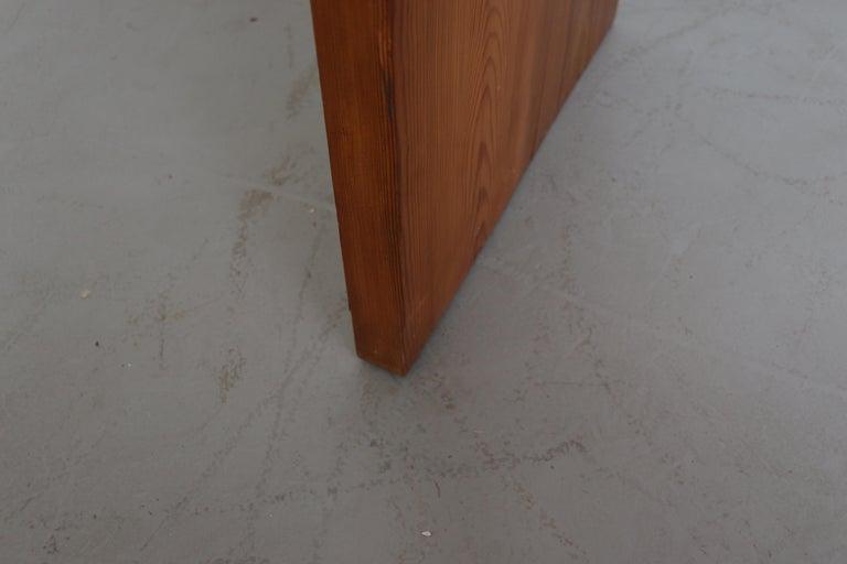 Ate Van Apeldoorn Pine Console Table For Sale 11
