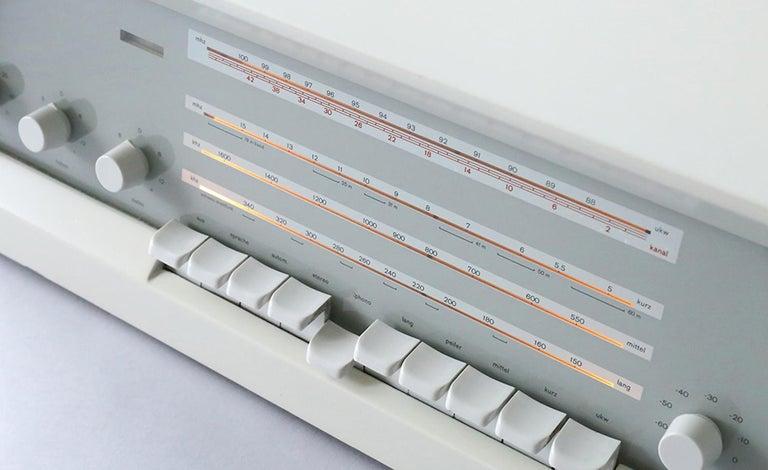RCS9 Tube Radio von Dieter Rams für Braun, 1961 4