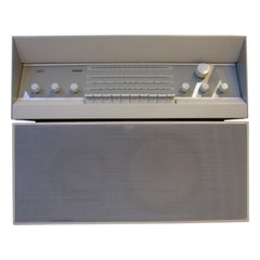 Atelier 3 Radio with L.40 speaker by Dieter Rams for Braun, 1961