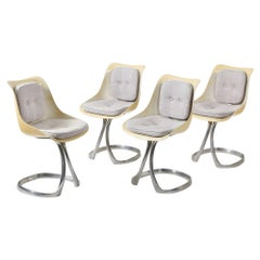 Atelier Charron Set of Four Dining Chairs