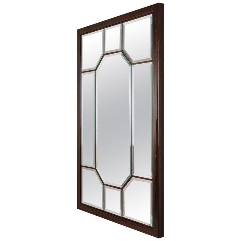 Atelier Linné Esprit Mirror in Eucalyptus For Sale