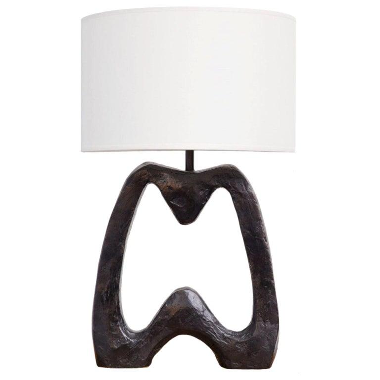 Atelier Linné Joe Lamp in Bronze For Sale
