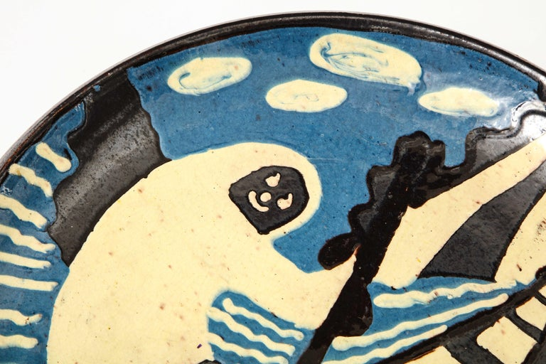 French Atelier Primavera Ceramic Platter