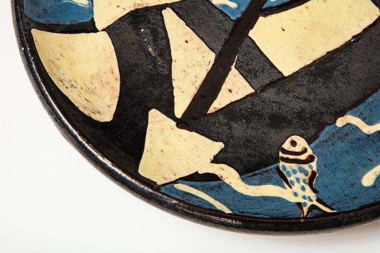 Glazed Atelier Primavera Ceramic Platter