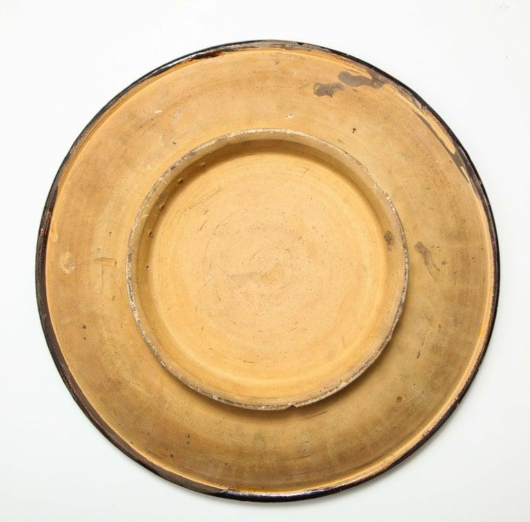 20th Century Atelier Primavera Ceramic Platter