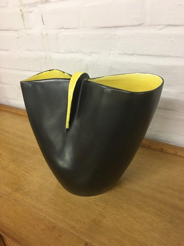 Atelier Revernay Midcentury Biomorphic Vase , circa 1950 For Sale 4