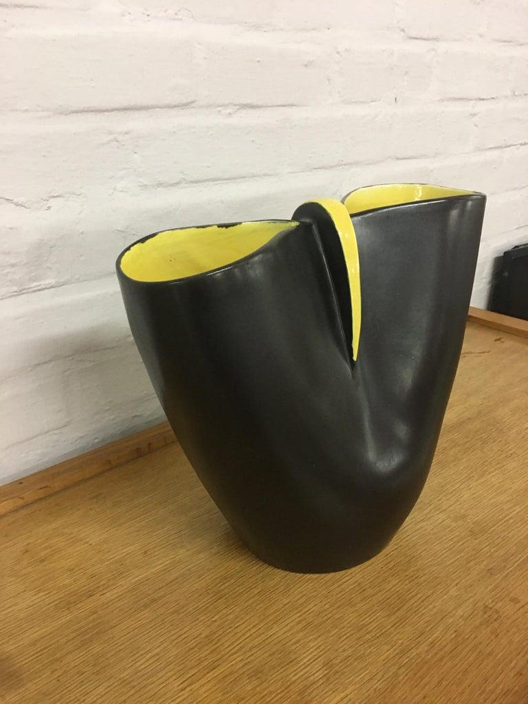 Atelier Revernay Midcentury Biomorphic Vase , circa 1950 For Sale 5
